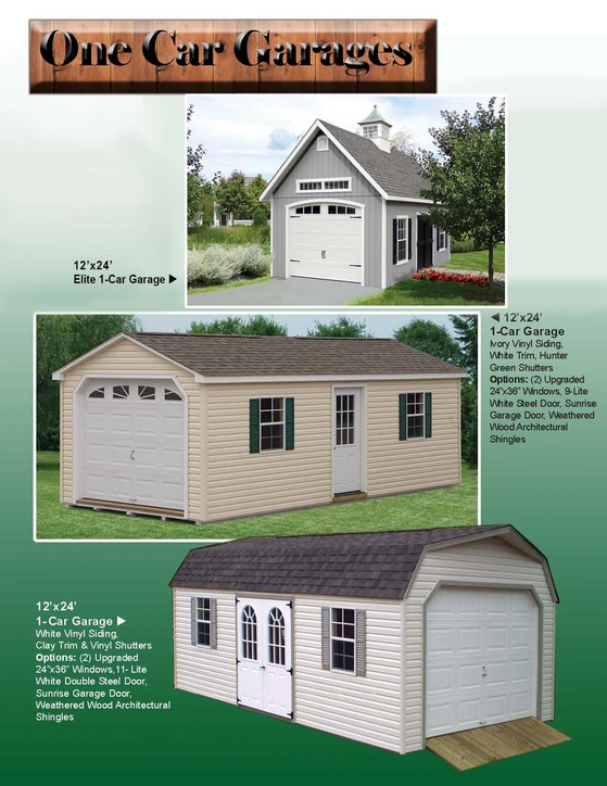 Pa Sheds Sheds By Country Wood Crafters Perkasie Pa 1 Car Garages